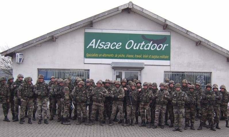 destockage armee
